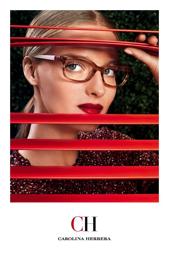 The latest designer frames from Carolina Herrera from Walford & Round
