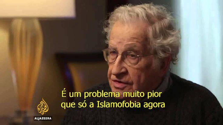 Noam Chomsky sobre eleições EUA 2016 e islamofobia