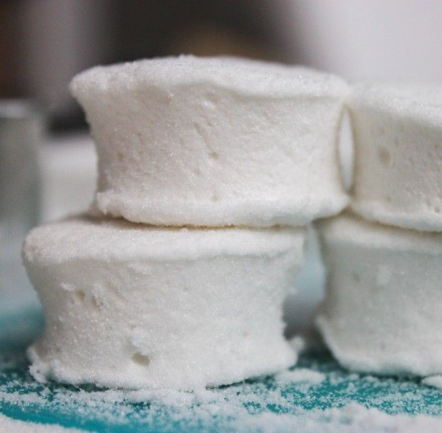 Old Fashioned Marshmallow without Corn Syrup