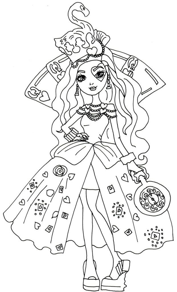 Ever After High Coloring Pages With Images Cartoon Coloring Pages Minion Coloring Pages Coloring Books