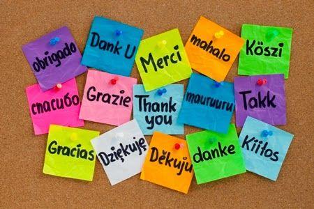 Η τάξη μας!: Ξένες Γλώσσες