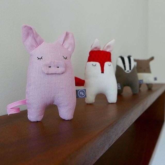 Hello, little buddies!