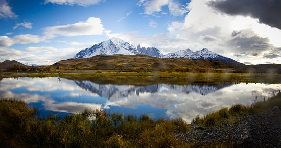 :: torres del paine :: by Evan Lang ::