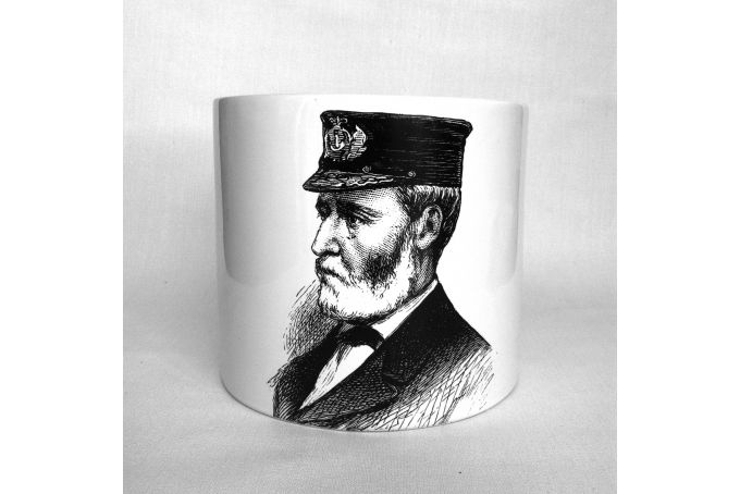 Large Captain Jar by Studio Number 19
