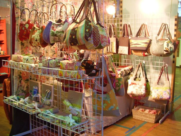 41 Best Display Examples For Craft Fairs And Trade Shows