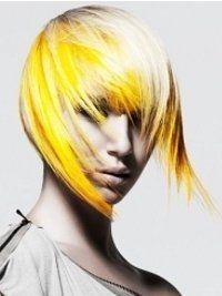 Screaming Yellow Hair