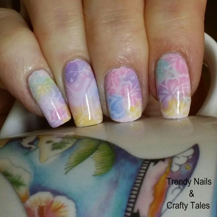 Nail Salons And Trendy Hair: Easter And Spring Images On Pinterest