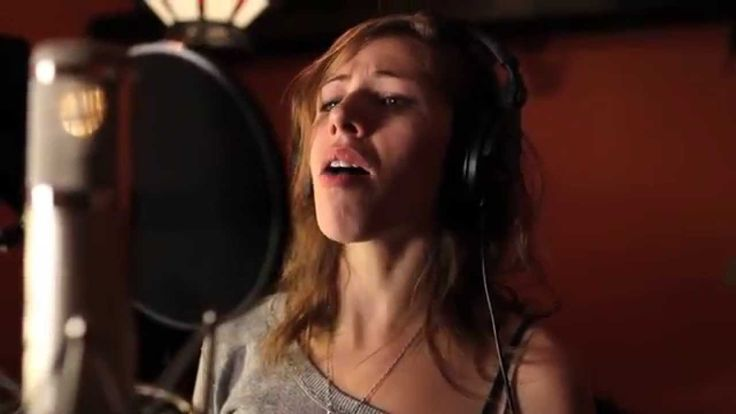 "Lake Street Dive in the Studio: Rachael Price Sings ""What I'm Doing Here"" - I think I'm in love. <3"