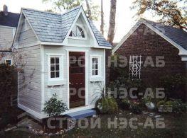"""Каталог - Садовые домики. Строительство под ключ недорого. Цены, фото. Компания Строй Нес Аб. - СД """"Афоня"""" 1,7х3,0"""