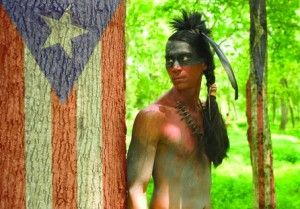 Puerto Rico / Taino Indian At least 61% of the people of Puerto Rico carry Native American DNA. On the small island of Dominica, indigenous Carib Indians still live in villages that date back 500 years or more. In the Dominican Republic traditional Taino festivals have become popular events for entire communities. In all the Greater Antilles Islands, archaeology and architectural preservation have proven to be effective tools for promoting heritage tourism and cultural pride.