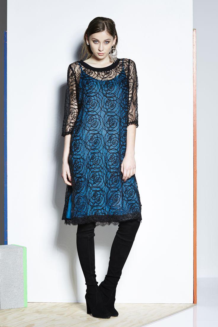 Catalyst 26344 - Artistic Over Dress,  26245 - Quinn Slip Dress