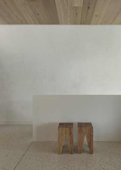 Terrazzo Floor - scandinavian retreat.: Park House