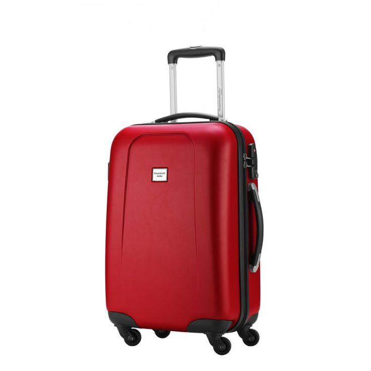 "Wedding - Handgepäck Hartschale Rot matt, TSA, 55 cm, 42 Liter; Roter #Rollkoffer aus der Serie ""Wedding"" von #Hauptstadtkoffer.  #Hartschalenkoffer #Handgepäck #Cabinsize #Boardtrolley #Rot #Rollkoffer #Trolley #Koffer #Travel #Luggage #Reisen #Urlaub #red #rouge => mehr Rote Koffer: https://hauptstadtkoffer.de/de/catalogsearch/result/index/?color=26&limit=90&q=Rot"