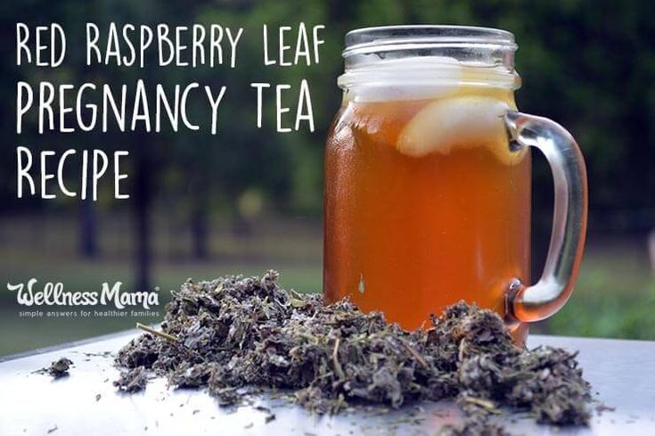 Red Raspberry Leaf Tea is often recommended during pregnancy for its high nutrient content and potential ability to shorten labor.