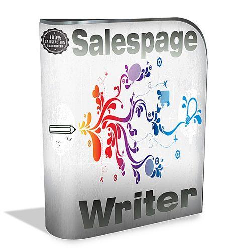 cool Salespage Writer Soft
