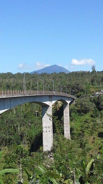 Pelage bridge, at pelage village