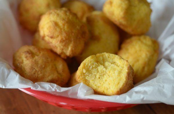 Easy Air Fryer Hush Puppies Ninja Foodi Recipe Air Fryer Fish Recipes Air Fryer Air Fryer Recipes