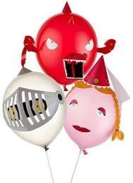Bajkowe balony NPW Air Heads Fairytale