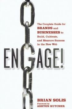 List of the Best Marketing Books Ever - Engage by Brian Solis
