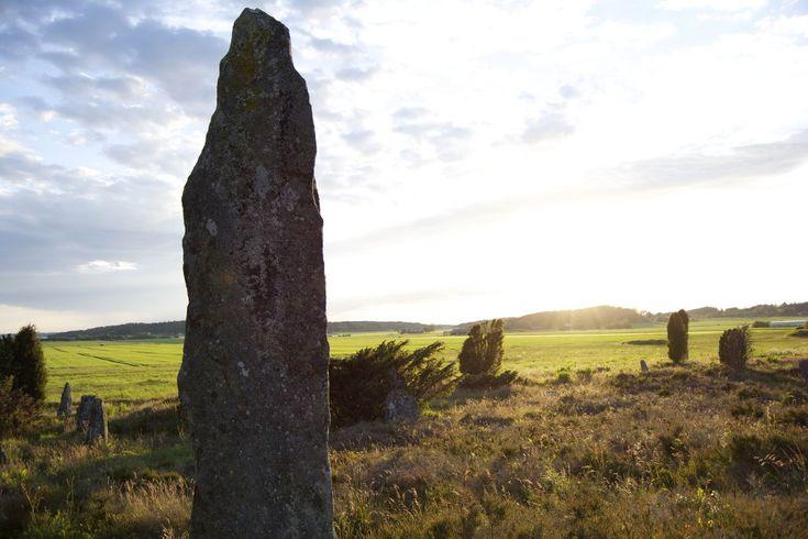 Viking Grave - Fjaras Bracka