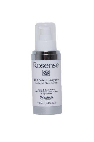 Rosense El Ve Vücut Losyonu 100ml (R-18)