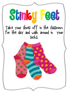 Fabulous Firsties: Teacher Blogs R-O-C-K!! Warm Fuzzy (Free) reward ideas