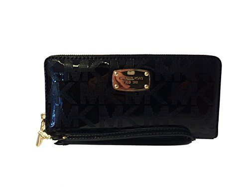 Leather Zip Around Wallet - Tropical 1 Zip Wallet by VIDA VIDA XLkAHLakc