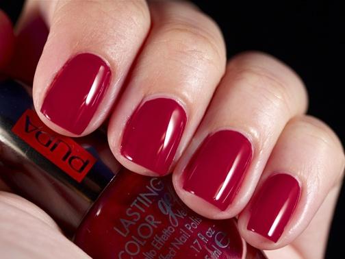 Lasting color gel #pupamilano #geleffect n. 031