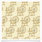 member's free spinning wheel backing paper pack cream