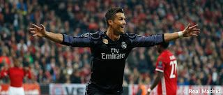 Cristiano MVP de la Semana de la Champions