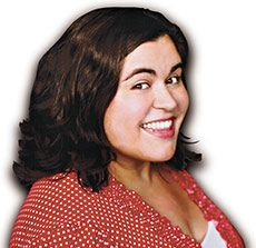 Debra DiGiovanni is a Canadian stand-up comedian of Italian descent originally from Tillsonburg, Ontario. Her comedy career began with the help of Humber College's inaugural year of their Comedy Writing and Performance course, in 2000 and has since been nominated for the coveted Tim Sims Comedy Encouragement Award in 2002. In the same year she won the Canadian Comedy Award for the Best Stand-up Newcomer in Stand Up.