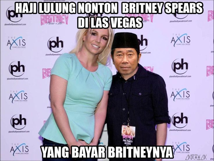 Haji Lulung goes to Vegas