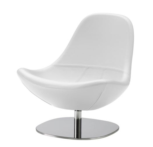 Want an egg chair for cheap? Check this out from ikea. Looks much more expensive than it is. Champagne taste on a beer budget.