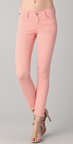 in love with these peachy @GoldsignJeans denimColored Pants, Colors Jeans, Peachy Goldsignjean, Pink, Colored Denim, Peaches, Goldsignjean Denim, Colors Denim, Colored Jeans