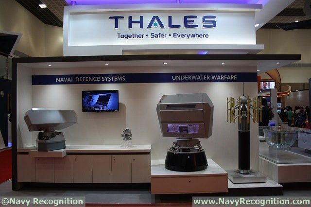 Republic of Singapore Navy Formidable class Frigate at LIMA 2015 Upgraded With Thales STIR FCR