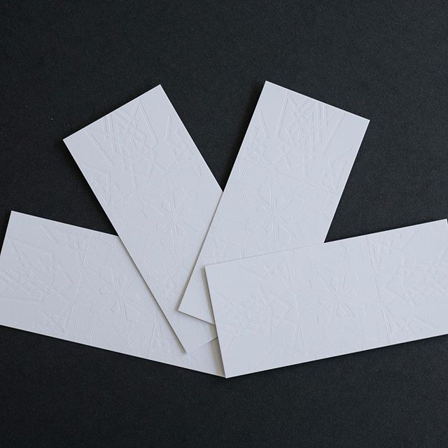 Just trying to scatter a bit more Christmassy feeling with these blind embossed cards. Printed by Druckerei Eisenhardt on Pure Cotton 710 gsm. . . . #materialmatters #letterpress #DruckereiEisenhardt#blindembossed #invitation #christmas #snowflake#white #christmassy (scheduled via http://www.tailwindapp.com?utm_source=pinterest&utm_medium=twpin)