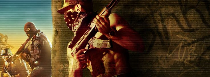 Max payne 3 new facebook cover