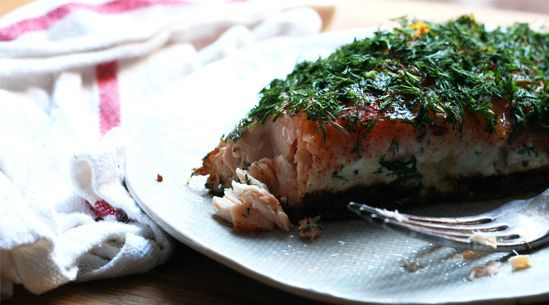 Slow-Cooked Salmon | Recipes - PureWow