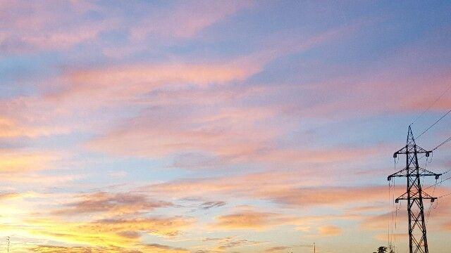 Beautiful clouds ^^ in Ankara Turkey ^^
