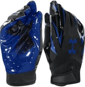 under armour receiver gloves