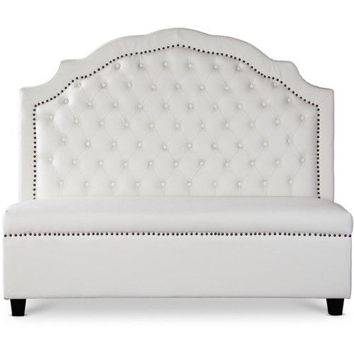 Found it at Joss & Main - Trista Tufted Settee