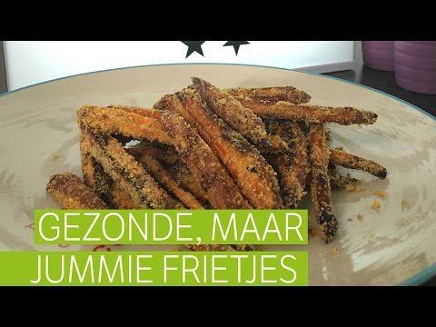 Lekker gezond: deze crunchy frietjes zijn geen aanslag op je lijn - Uit & thuis - Flair