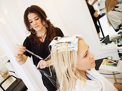 Yesterday at the launch event for Redken's new Blonde Idol Professional Haircolor Collection, hair colorist Tracey Cunningham asked me and my fellow beauty editors to pass along a very important message to anyone who gets their hair colored at...