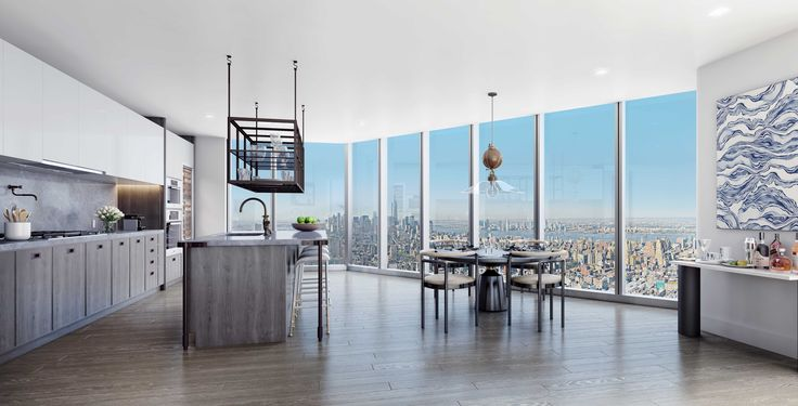 5 Manhattan Residences With Mouthwatering Kitchens - Mansion Global