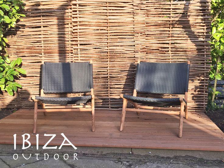 Ushuaia buitenstoelen, bij interesse mail naar ibizaoutdoor@gmail.com ook voor een afspraak in de loods.