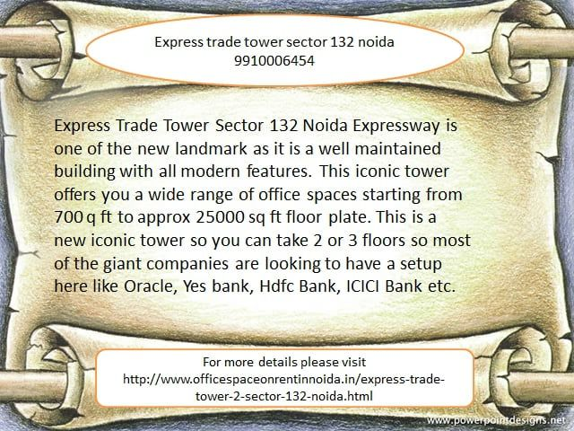 please call 9910006454 for best deal in fully furnished office spaces, bare shell or warm shell office spaces in noida