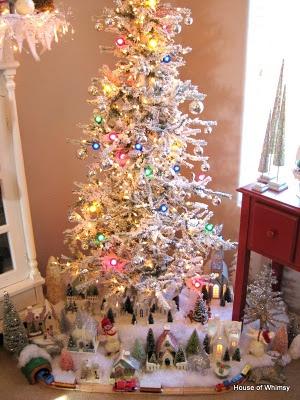 51 best Village constructing/ideas images on Pinterest | Christmas ...