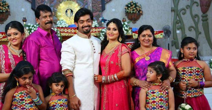 sounth indian actress sruthi lakshmi married