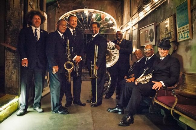 Preservation Hall Jazz Band at New Orleans Jazz Fest, May 2013