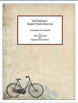 Ralph waldo emerson nature essay analysis short